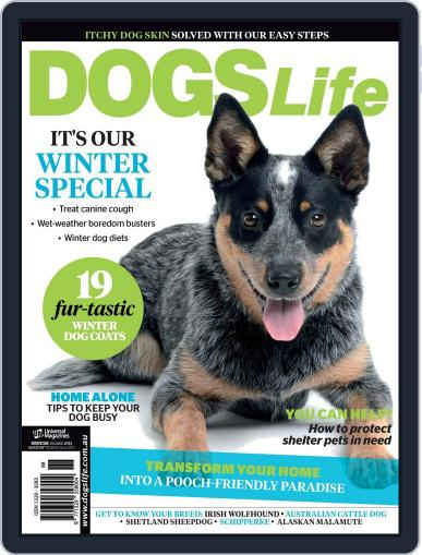 Dogs Life Magazine (Digital) June 17th, 2014 Issue Cover