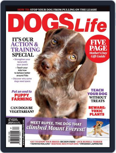 Dogs Life Magazine (Digital) April 15th, 2014 Issue Cover