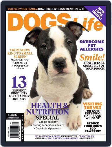 Dogs Life Magazine (Digital) February 18th, 2014 Issue Cover