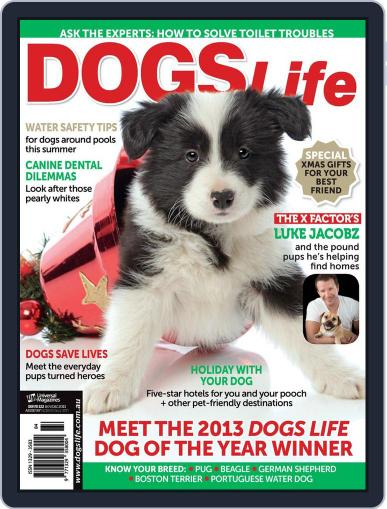 Dogs Life Magazine (Digital) October 8th, 2013 Issue Cover