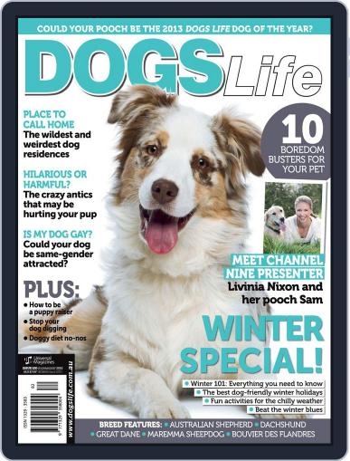 Dogs Life Magazine (Digital) June 24th, 2013 Issue Cover