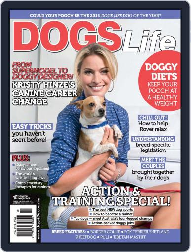 Dogs Life Magazine (Digital) February 19th, 2013 Issue Cover
