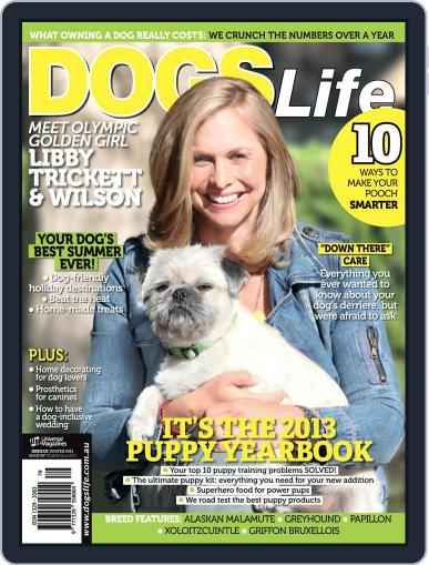 Dogs Life Magazine (Digital) December 13th, 2012 Issue Cover
