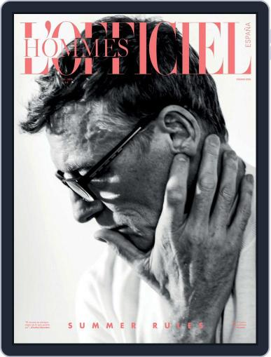 L'Officiel Hommes España (Digital) July 1st, 2018 Issue Cover
