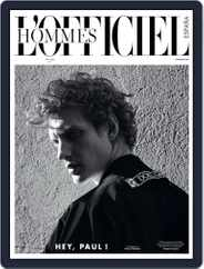 L'Officiel Hommes España (Digital) Subscription April 1st, 2018 Issue