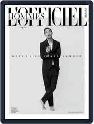 L'Officiel Hommes España (Digital) Subscription November 1st, 2017 Issue