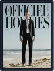 L'Officiel Hommes España (Digital) Subscription March 15th, 2017 Issue