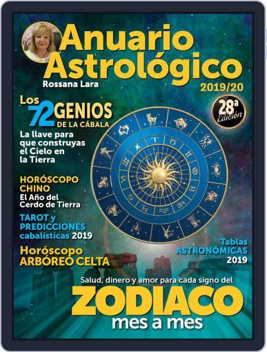 Anuario Astrológico 2016/17 Magazine (Digital) January 1st, 2019 Issue Cover