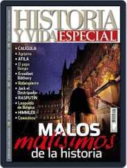 Historia y Vida Especial Magazine (Digital) Subscription October 31st, 2017 Issue