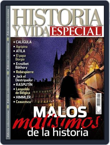 Historia y Vida Especial Magazine (Digital) October 31st, 2017 Issue Cover