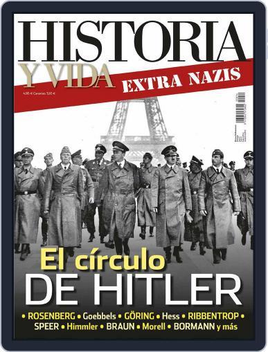 Historia y Vida Especial Magazine (Digital) September 26th, 2017 Issue Cover