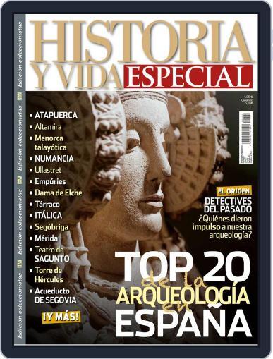 Historia y Vida Especial Magazine (Digital) November 23rd, 2015 Issue Cover