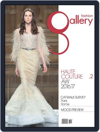 FASHION GALLERY HAUTE COUTURE (Digital) October 1st, 2016 Issue Cover