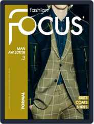FASHION FOCUS MAN FORMAL (Digital) Subscription March 23rd, 2017 Issue