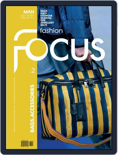 FASHION FOCUS MAN BAGS.ACCESSORIES (Digital) January 1st, 2017 Issue Cover