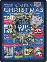 Simply Christmas Magazine (Digital) Subscription September 1st, 2018 Issue