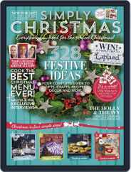 Simply Christmas Magazine (Digital) Subscription September 4th, 2017 Issue