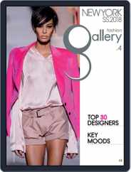 FASHION GALLERY NEW YORK (Digital) Subscription March 1st, 2018 Issue