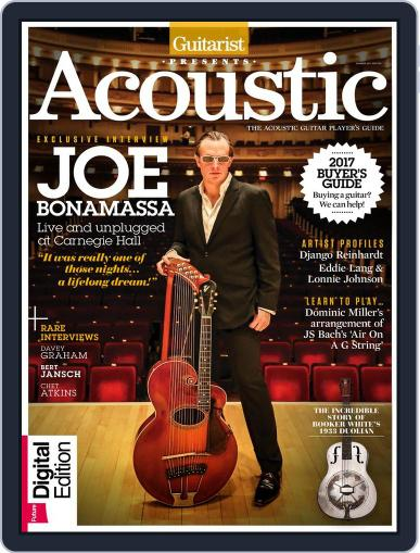 Guitarist Presents: Blues Magazine (Digital) June 13th, 2017 Issue Cover
