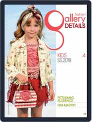 FASHION GALLERY KIDS (Digital) Subscription February 2nd, 2018 Issue