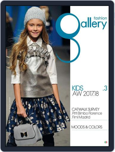 FASHION GALLERY KIDS April 1st, 2017 Digital Back Issue Cover
