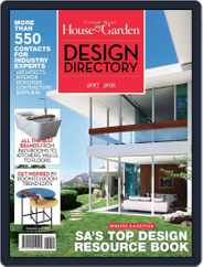 Condé Nast House & Garden Design Directory Magazine (Digital) Subscription September 4th, 2017 Issue