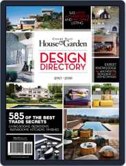 Condé Nast House & Garden Design Directory Magazine (Digital) Subscription May 1st, 2016 Issue