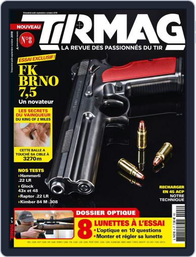 TIRMAG Magazine (Digital) August 1st, 2019 Issue Cover