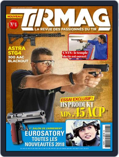 TIRMAG Magazine (Digital) August 1st, 2018 Issue Cover