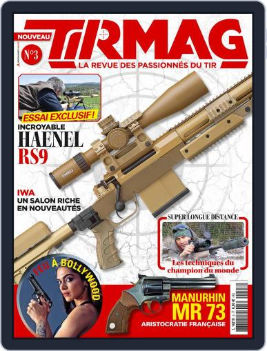 TIRMAG Magazine (Digital) May 3rd, 2018 Issue Cover