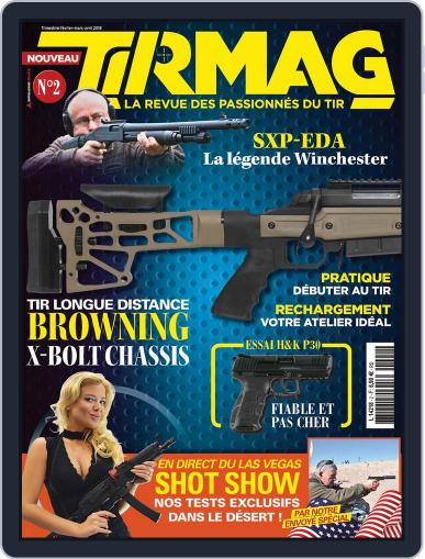 TIRMAG Magazine (Digital) February 1st, 2018 Issue Cover
