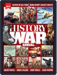 History Of War Annual Magazine (Digital) Subscription November 11th, 2015 Issue