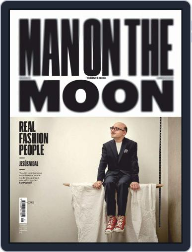 Man on The Moon March 1st, 2019 Digital Back Issue Cover
