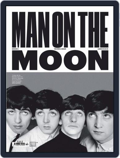 Man on The Moon February 1st, 2019 Digital Back Issue Cover