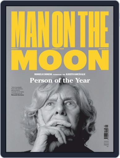Man on The Moon December 1st, 2018 Digital Back Issue Cover