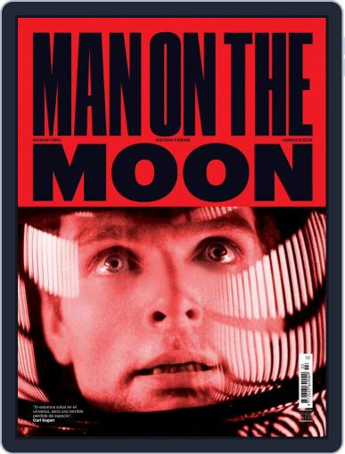 Man on The Moon May 1st, 2018 Digital Back Issue Cover