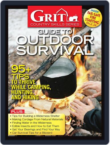 Grit Country Skills Series (Digital) October 19th, 2017 Issue Cover
