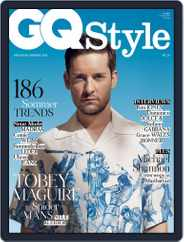 GQ Style Deutschland (Digital) Subscription February 1st, 2016 Issue