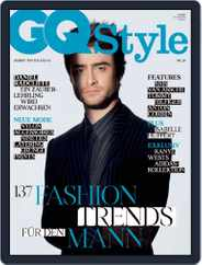 GQ Style Deutschland (Digital) Subscription September 2nd, 2015 Issue