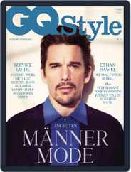 GQ Style Deutschland (Digital) Subscription March 1st, 2013 Issue