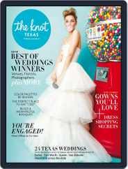 The Knot Texas Weddings (Digital) Subscription April 30th, 2018 Issue