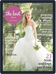 The Knot Texas Weddings (Digital) Subscription November 1st, 2013 Issue