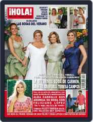 ¡hola! Prêt-À-porter Magazine (Digital) Subscription July 31st, 2014 Issue