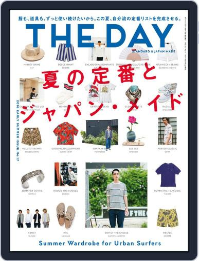 THE DAY May 30th, 2016 Digital Back Issue Cover