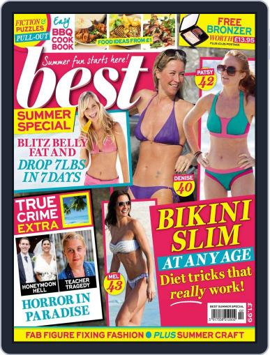 Best Summer Special Magazine (Digital) July 17th, 2014 Issue Cover