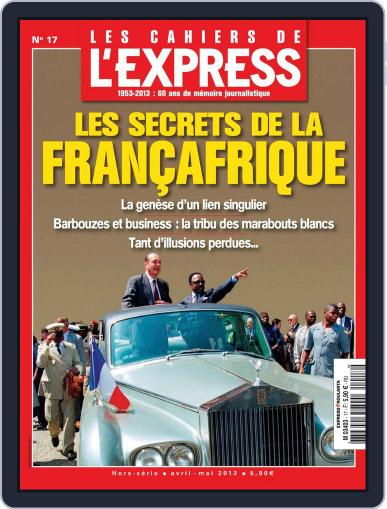L'Express Grand Format March 19th, 2013 Digital Back Issue Cover