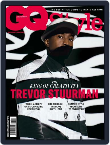 Gq Style South Africa (Digital) October 1st, 2018 Issue Cover