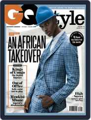 Gq Style South Africa (Digital) Subscription May 1st, 2018 Issue
