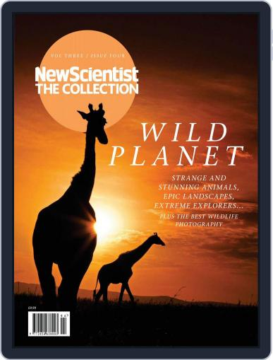 New Scientist The Collection October 1st, 2016 Digital Back Issue Cover
