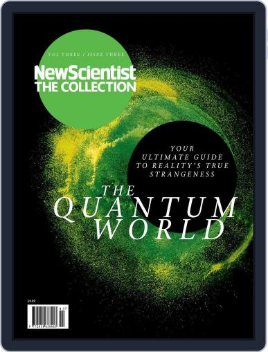 New Scientist The Collection July 1st, 2016 Digital Back Issue Cover